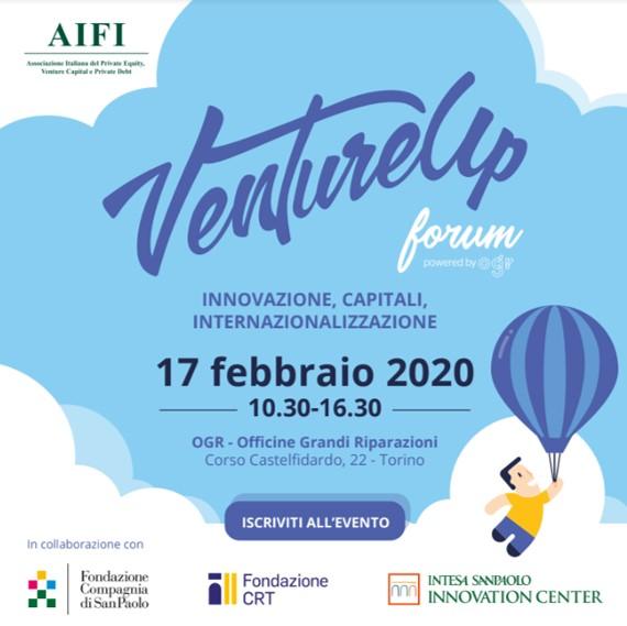 VentureUp Forum 2020